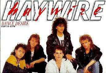 Haywire - Standin' In Line